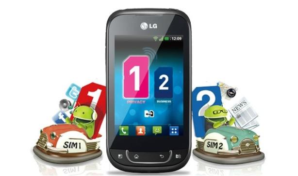 LG Optimus LİNK